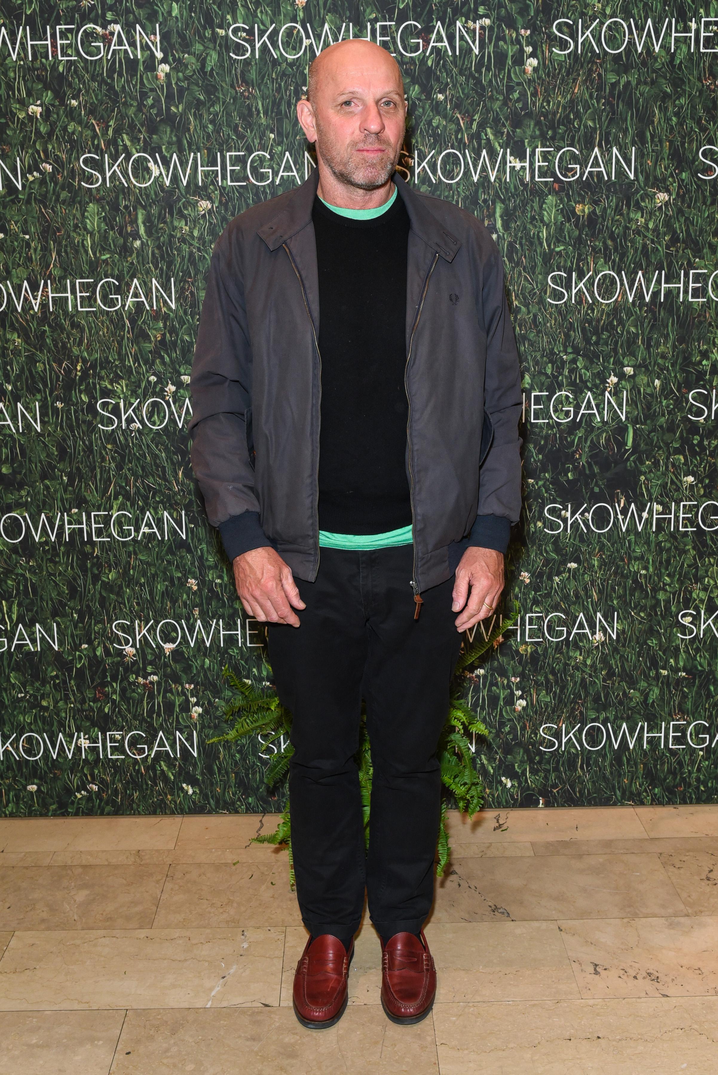 Peter Doig==Skowhegan Awards Dinner 2018==The Plaza Hotel, New York, NY==April 24, 2018==�Patrick McMullan==Photo - Presley Ann/PMC====