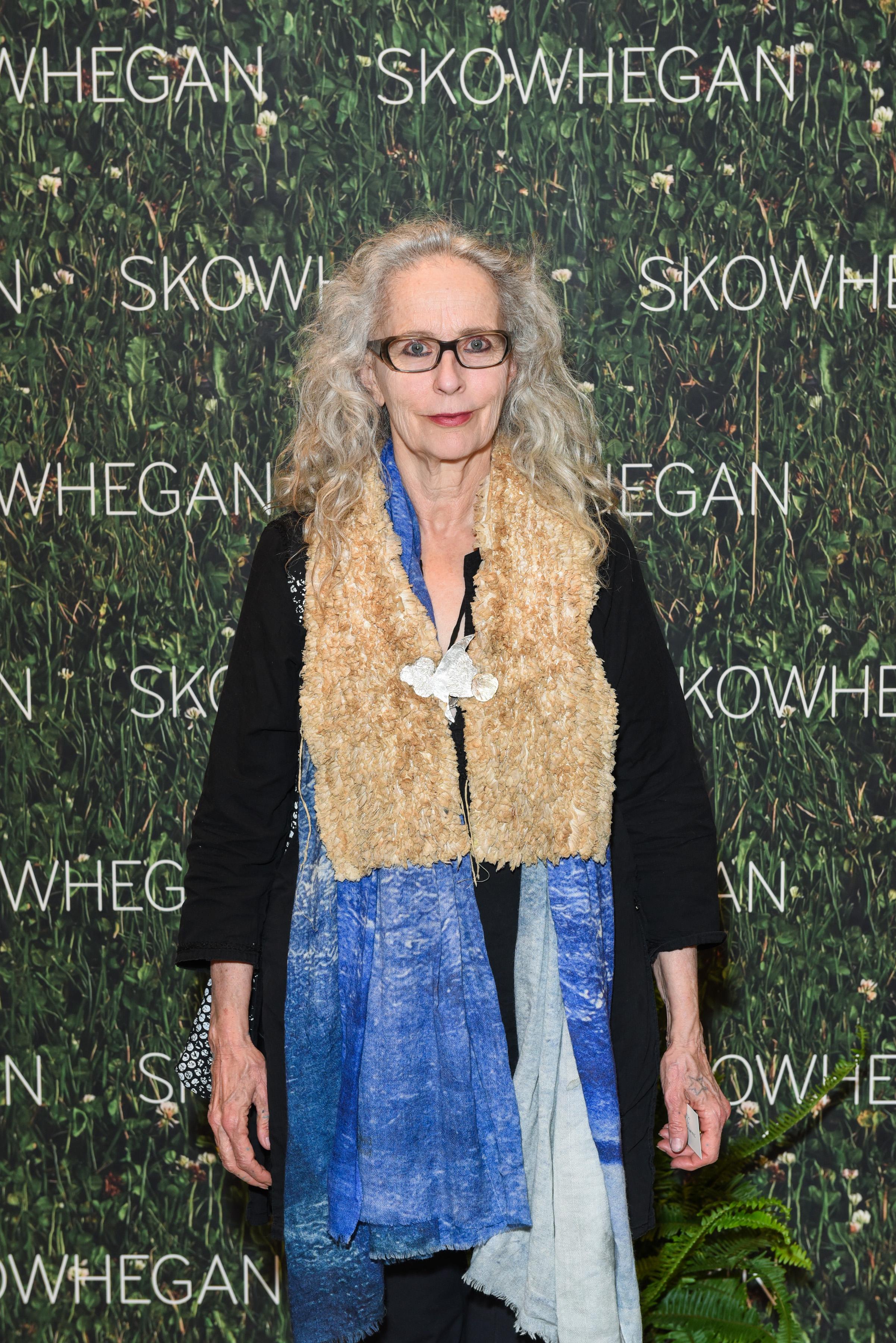 Kiki Smith==Skowhegan Awards Dinner 2018==The Plaza Hotel, New York, NY==April 24, 2018==�Patrick McMullan==Photo - Presley Ann/PMC====