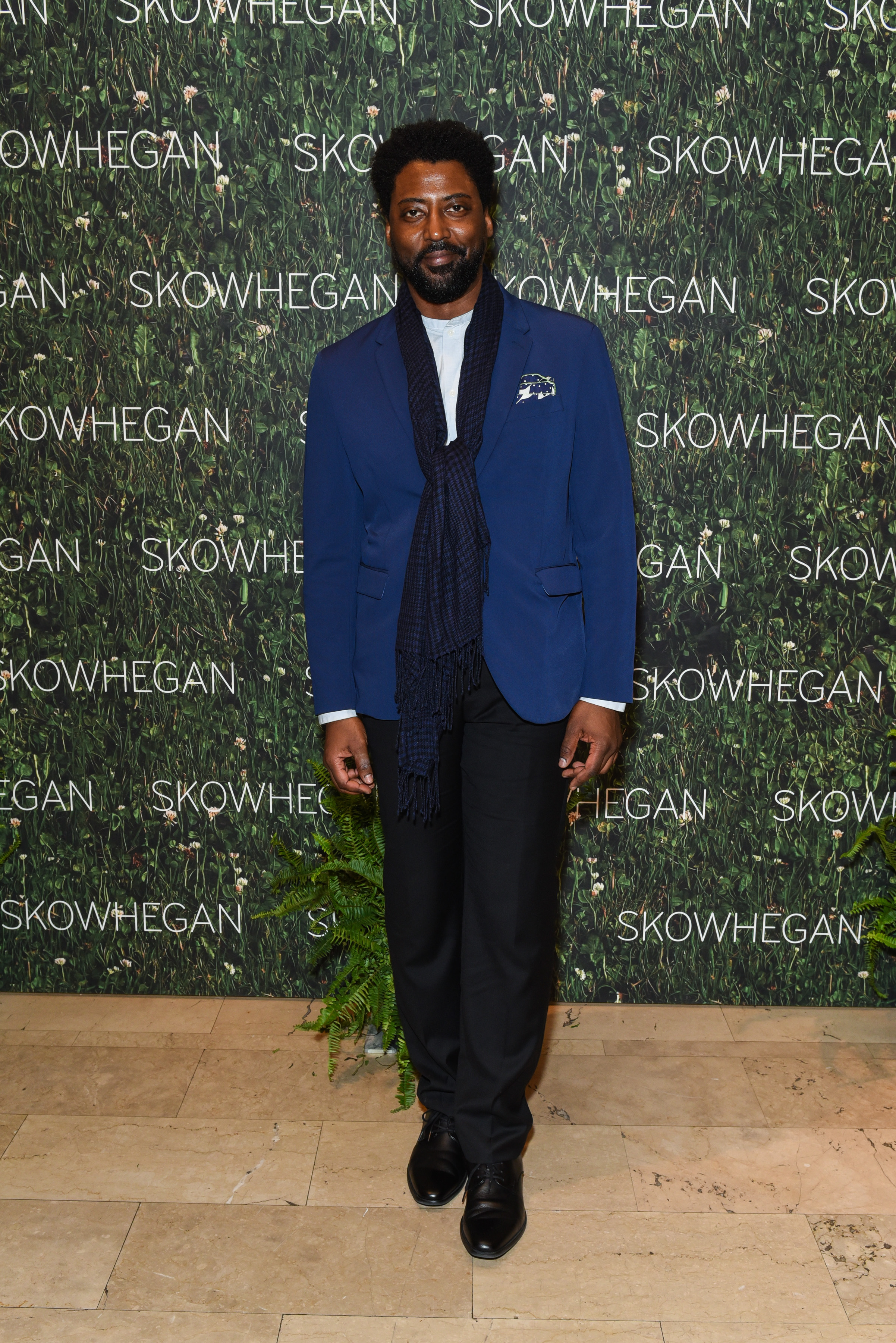 LeRonn Brooks==Skowhegan Awards Dinner 2018==The Plaza Hotel, New York, NY==April 24, 2018==�Patrick McMullan==Photo - Presley Ann/PMC====