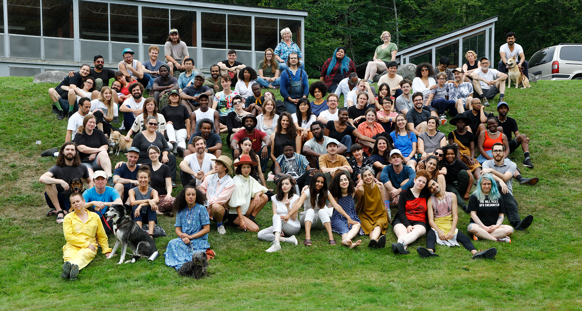 Participant Class Photo, 2018