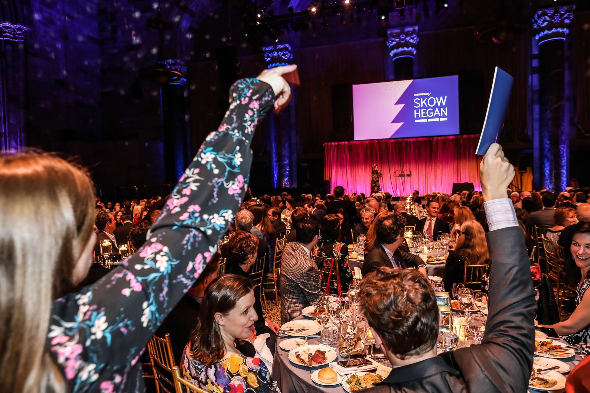 Skowhegan Awards Dinner 2019