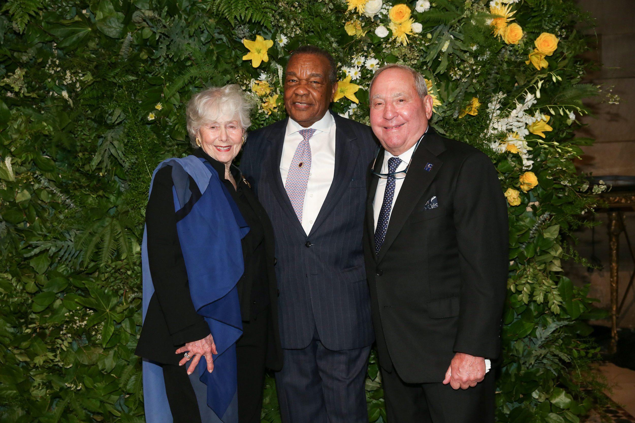 Paula Lunder, David Driskell, Peter Lunder