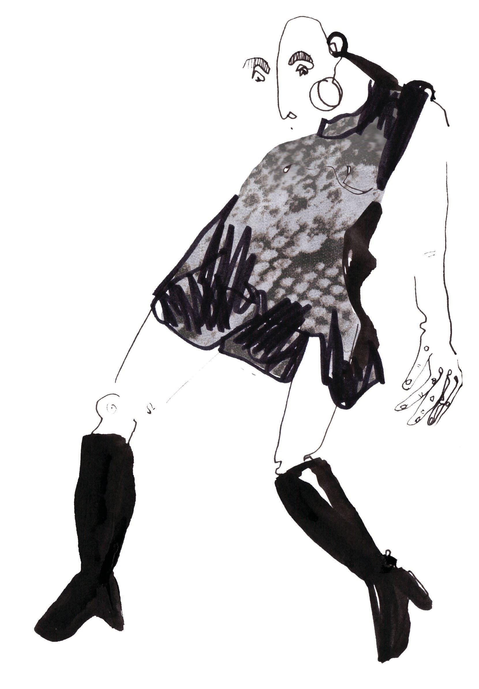 Nu Mode Magazine Interview Artist RuthSarah McCarthy