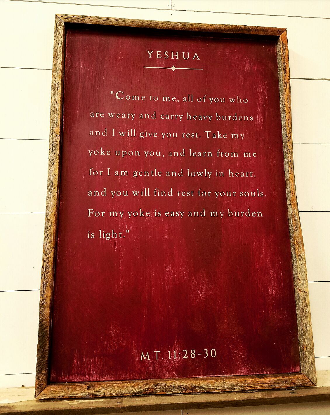 YESHUA COLLECTION
