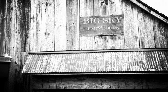 Sliding Barn Doors, Barn Doors, Saloon Doors reclaimed from Montana