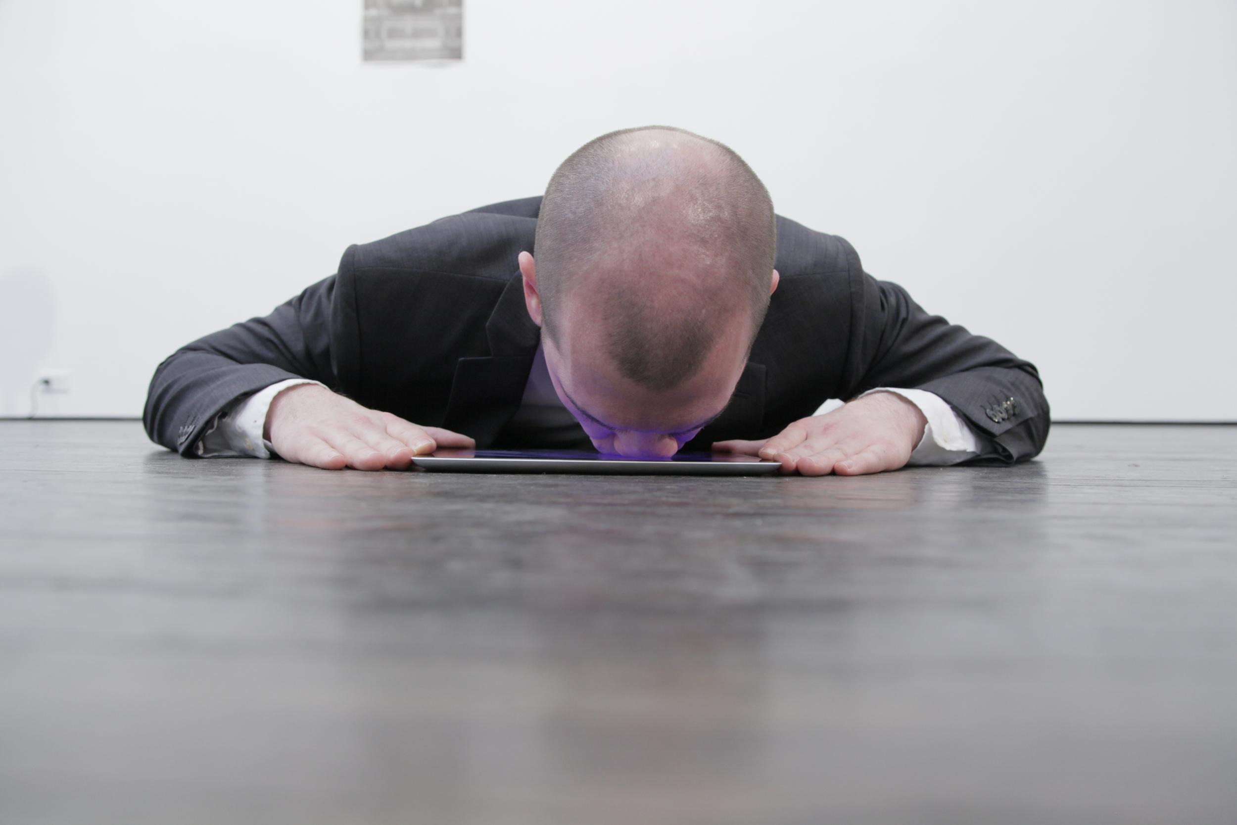 BLUE @ Jack Hanley Gallery