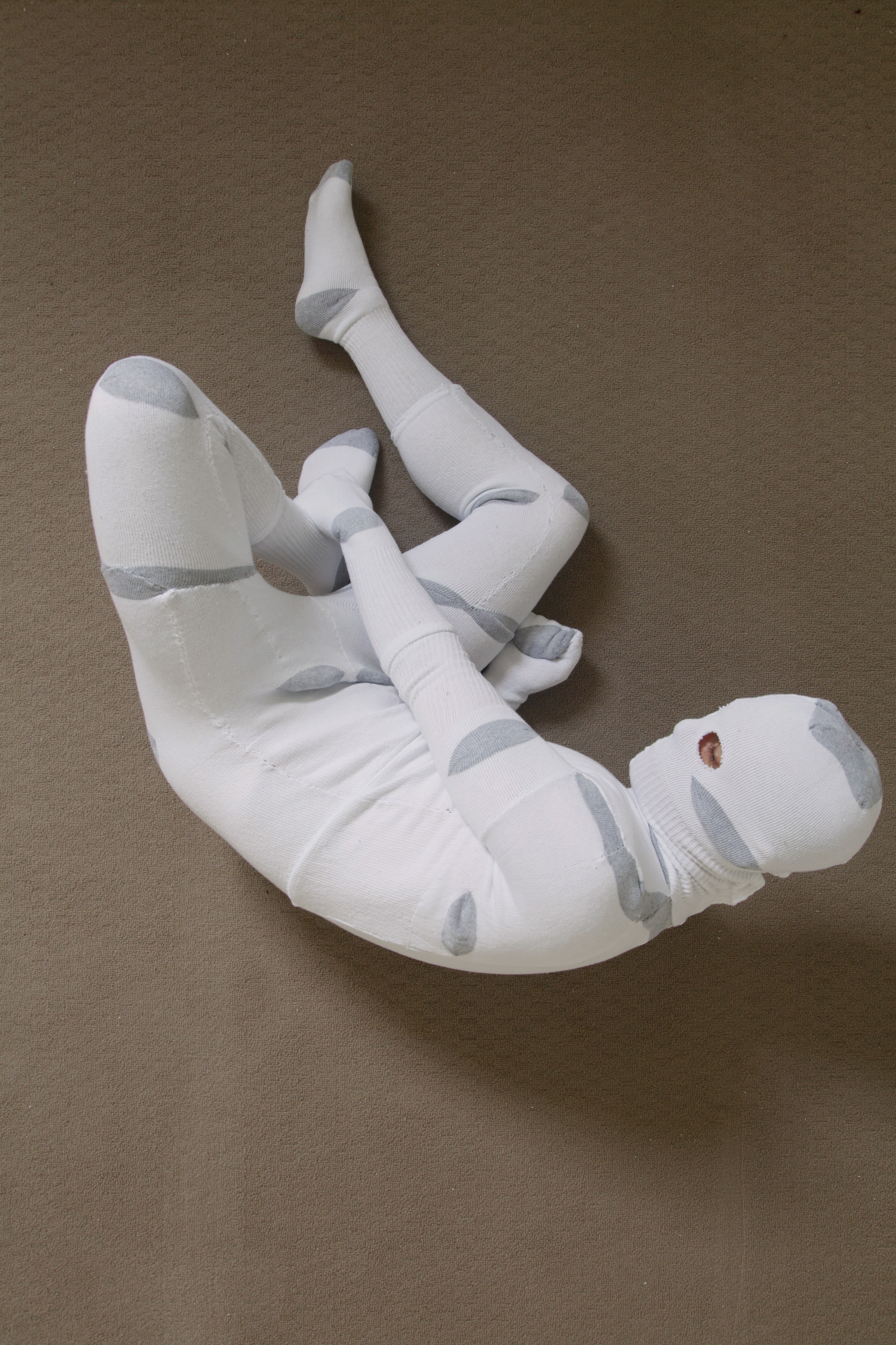 Sock Suit Performance Photograph
