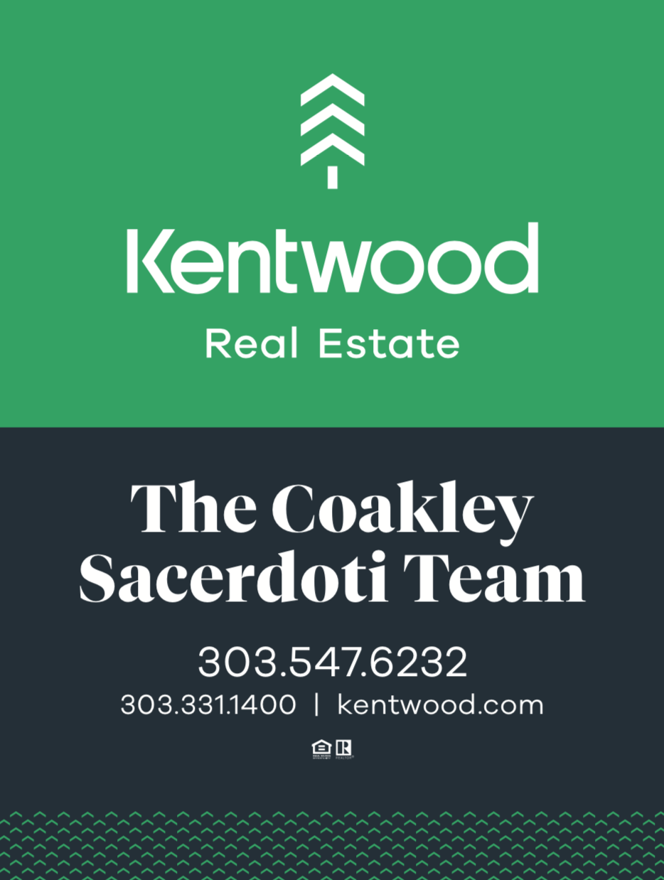 new year, new look - Check out Kentwood's New Look with our Brand New For Sale Signs, Coming soon to your neighborhood~