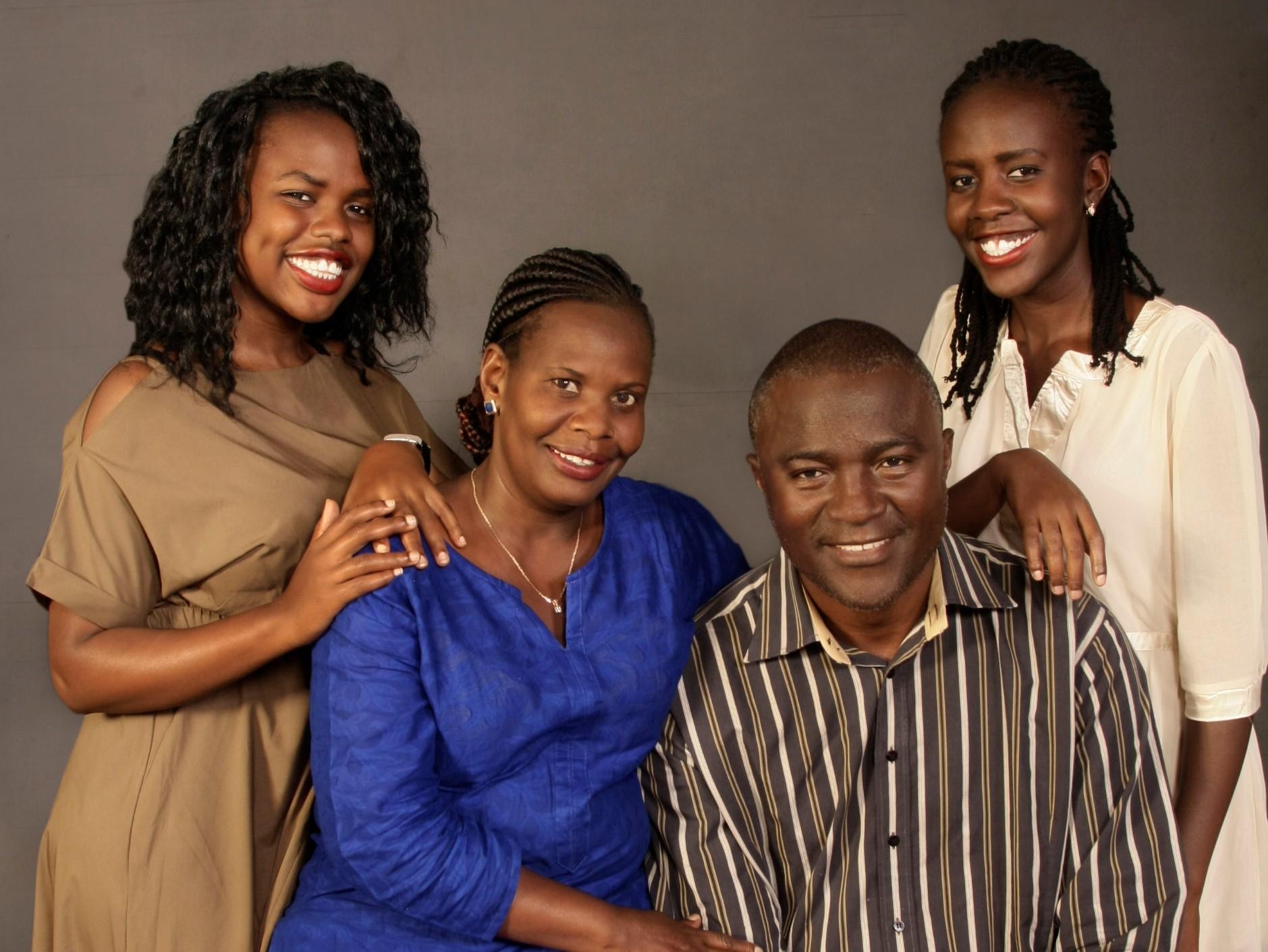 Sam and Melly Oluoach,  Grace Baptist Church , Kisumu, Kenya