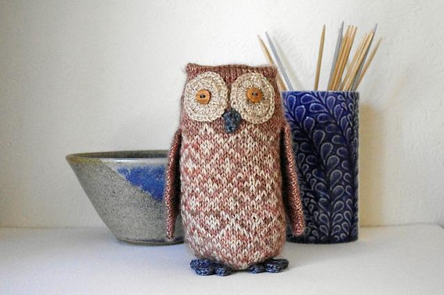 Tawny Owl by Ella Austin
