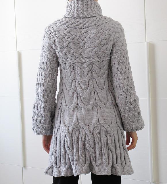 Minimissimi Sweater Coat by Cristina Ghirlanda