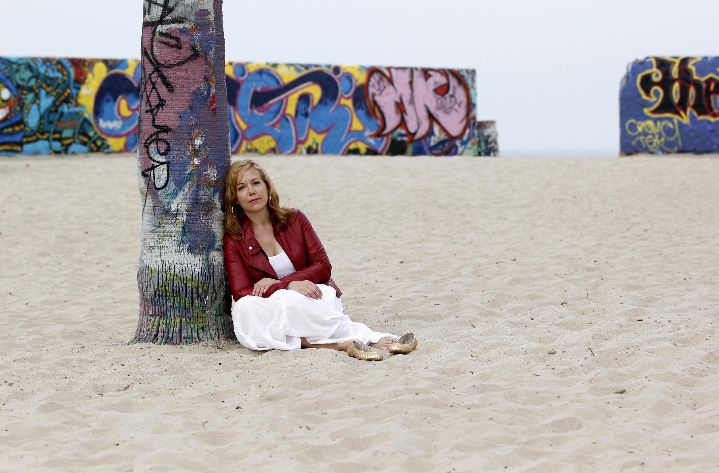 Venice Beach, 2012 - photograph by Sahar Coston-Hardy