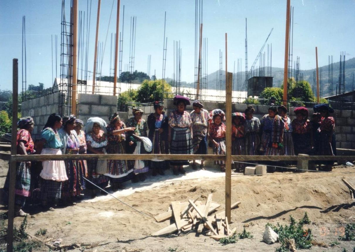 Construction of the ACAM Center 2003