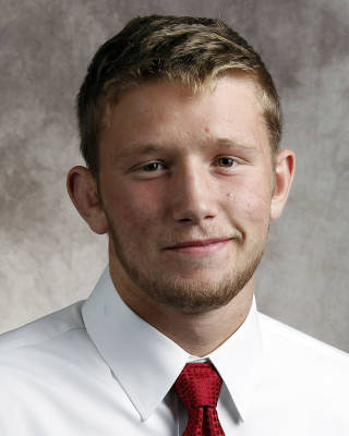 CES wrestling coach Gage Anderson