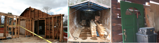 Deconstruction pays! This home in Wayland, MA was thoughtfully deconstructed. In this particular case, the homeowners were able to claim a   $50,000   tax deduction from the building materials they donated! Not only that, but fees associated with disposal were also avoided. Images:  RecyclingWorks Massachusetts .