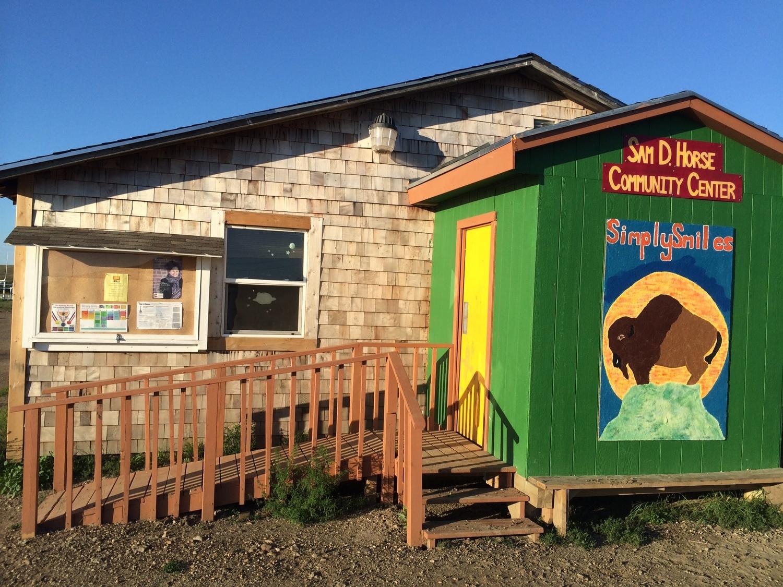 The new La Plant Community Center