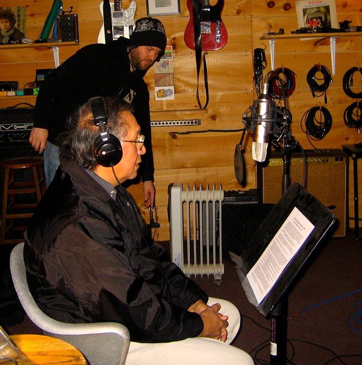 Preserving and recording the Lakota language