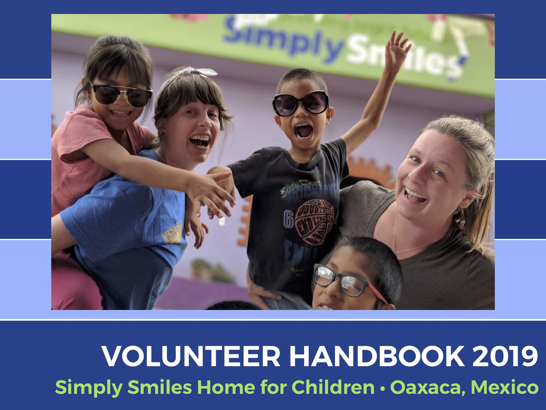 2019 Mexico Volunteer Handbook