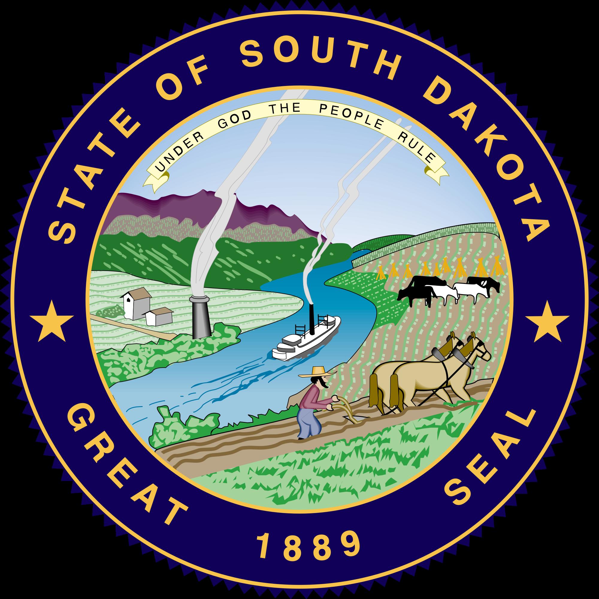 State of South Dakota Seal.png