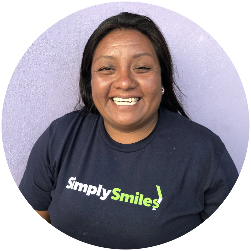 Gabriela Chavez Hernandez:  Director of the Simply Smiles Home for Children, Oaxaca, Mexico.  Zapotec