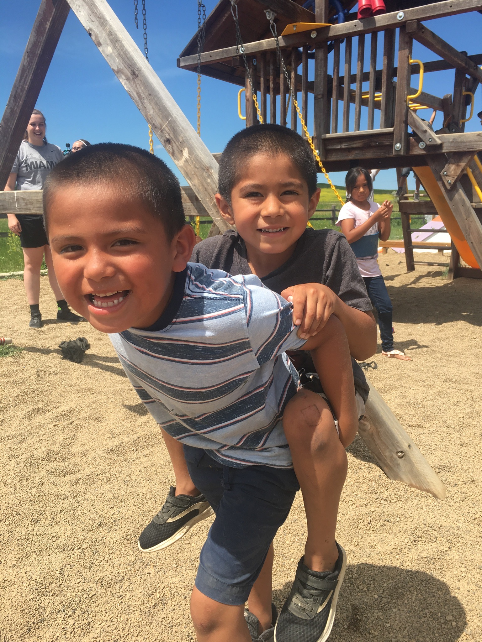 All smiles at Simply Smiles Summer Camp!