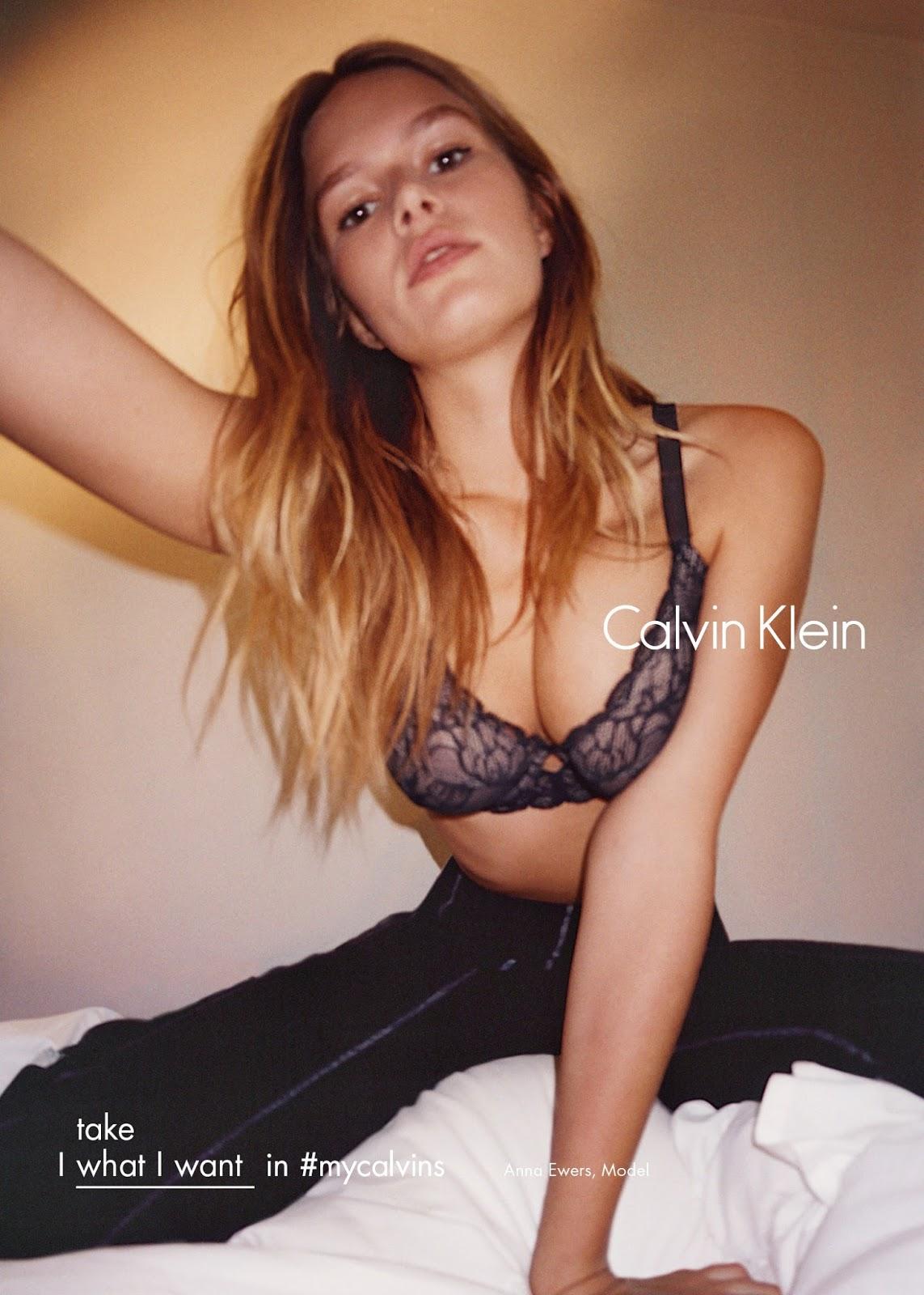 Anna Ewers by Tyrone Lebon for Calvin Klein Autumn Winter 2016 Campaign (2).jpg