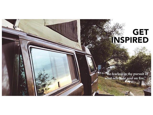Get inspired for a little summer travel! knapsacktraveler.com⠀ #photo #traveling #vacation #travelling #getinspired #vanagon #camping
