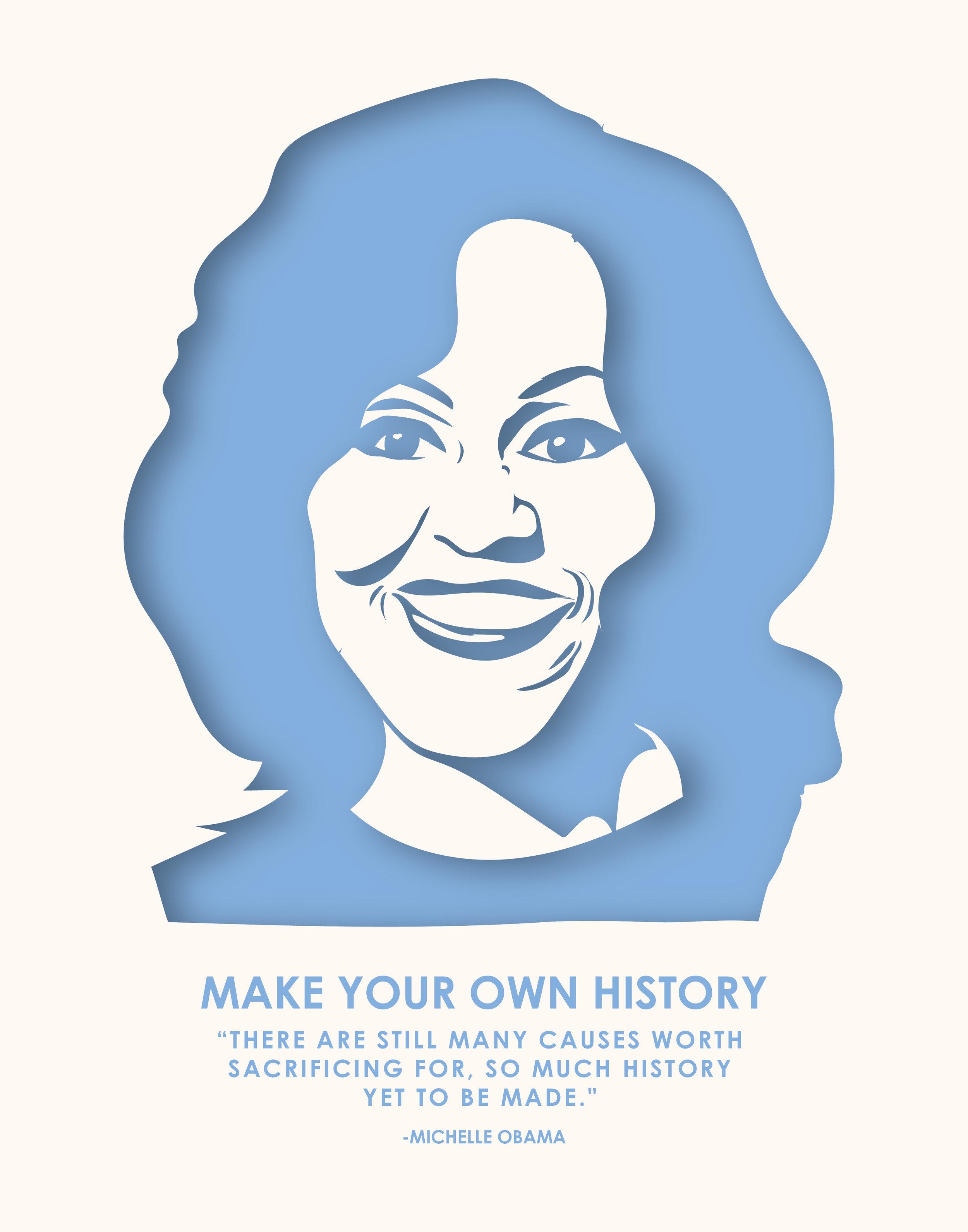 Michelle Obama 11x14-01.jpg