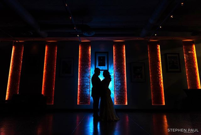 It can be a challenge to be creative when you have shot at a venue several times. I am always looking to create unique shots that not only show off your love, but also the beautiful venue. The ladies at @soho63  probably thought I was crazy when I was turning off the lights and laying on the floor! I think it turned out alright! What do you think?  Photographer: @stephenpaulphoto  Venue: @soho63 Floral: @everybody_loves_flowers  Cake: @pieceofcakeaz  Caterer: @intothefirepizza  DJ: @apolloproductionsdj  Dress: @danesecreations ⚪️ ⚪️ ⚪️ #soho63 #sihlouette #weddinginspo #chandlerwedding #creativelighting #love #arizonaweddingphotographer #arizonaphotographer #arizona #arizonaweddings #azbride #phoenix #phoenixarizona #phoenixweddingphotographer  #phoenixphotographer #scottsdale #destinationwedding #destinationweddingphotographer #married #engaged #isaidyes #wedding #laveen #stephenpaulphoto #theknot #weddingwire #madewithmagmod
