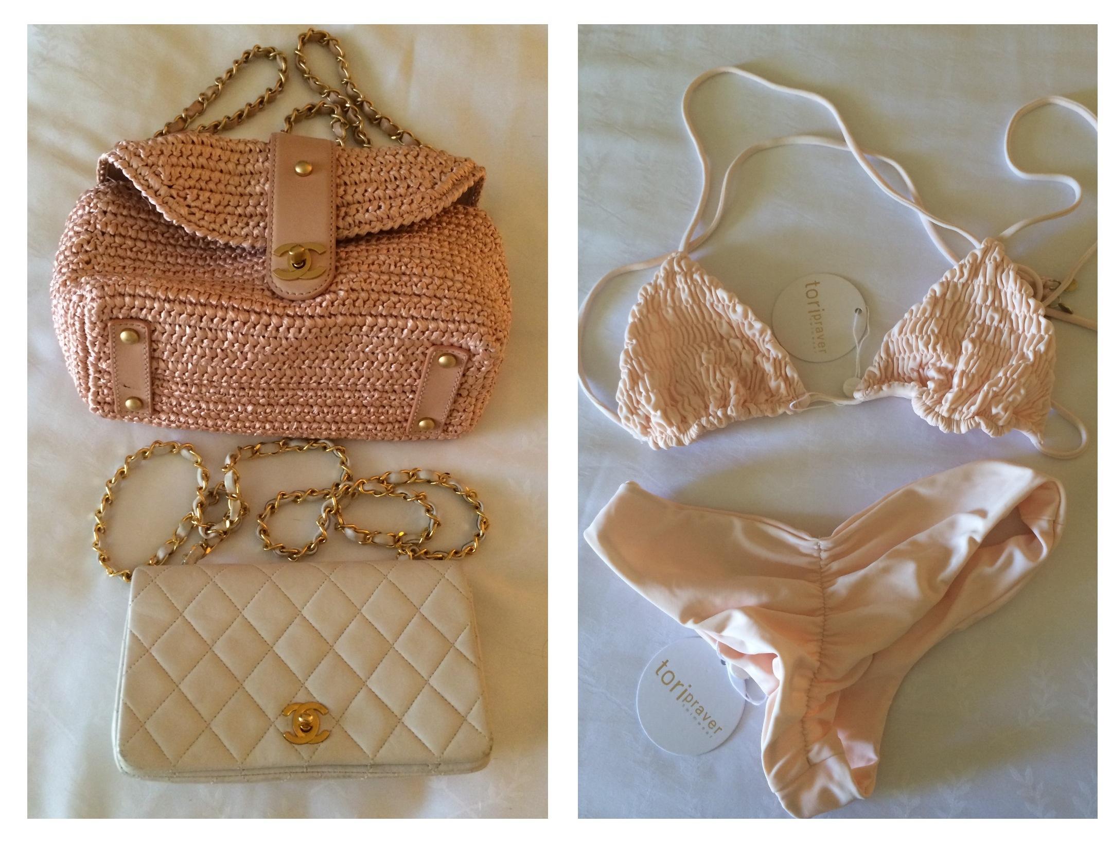 Vintage Chanel Bags  Tori Praver  Bikini