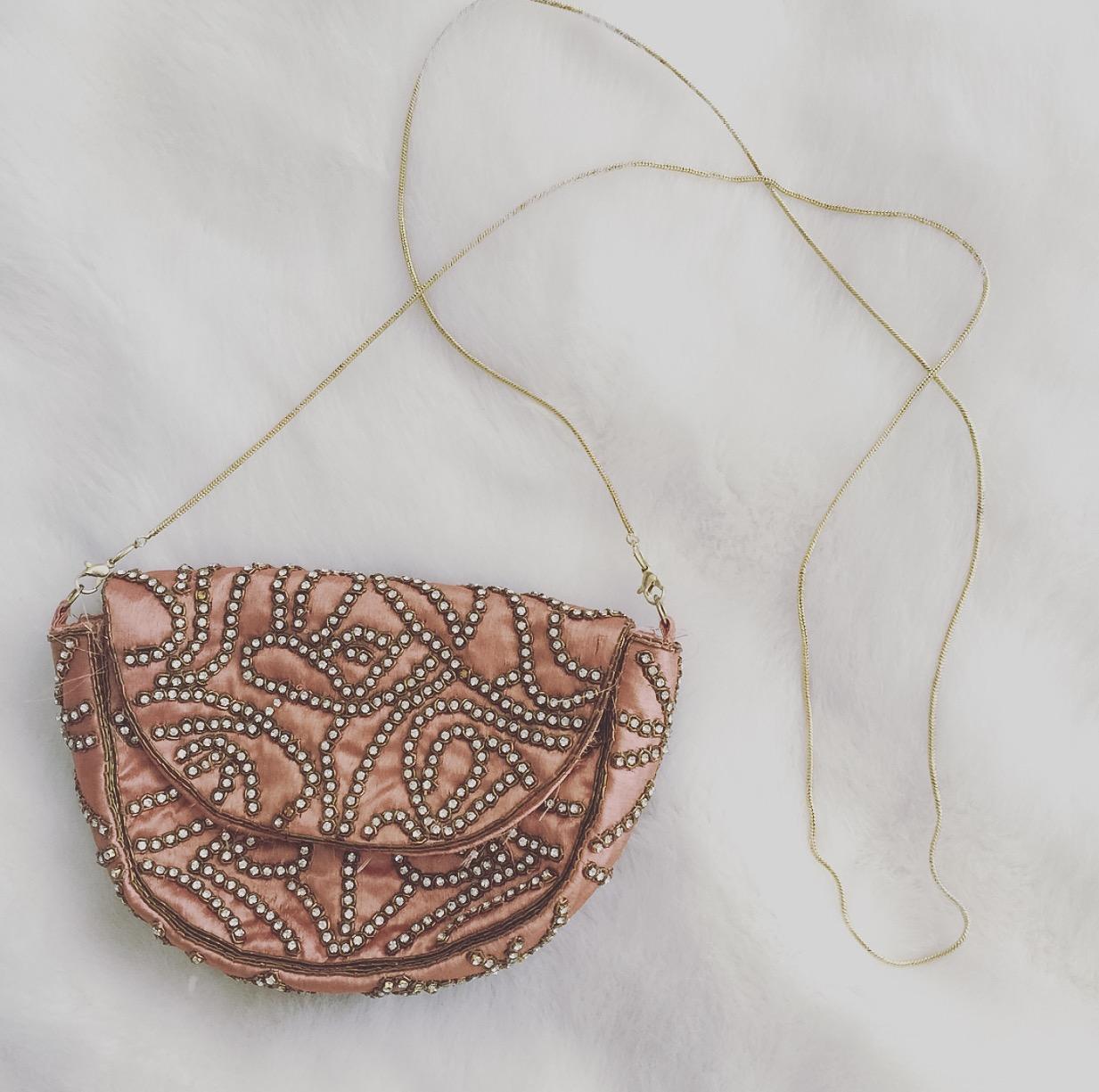 Vintage inspired purse. Anthroplogie