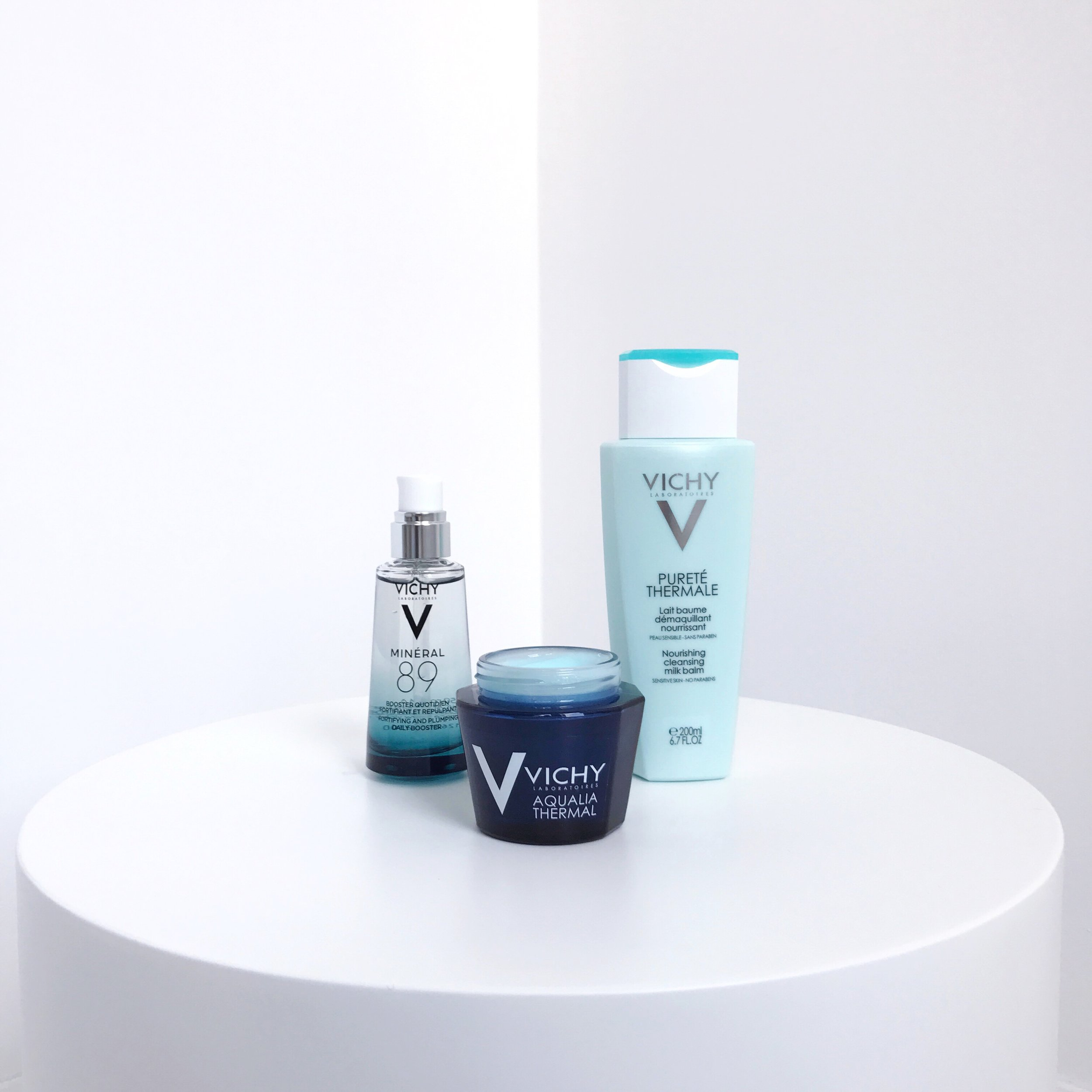 A Winter-proof skin care routine in partnership with our friends at Vichy - Your closet changes when Winter comes and so should your beauty routine!