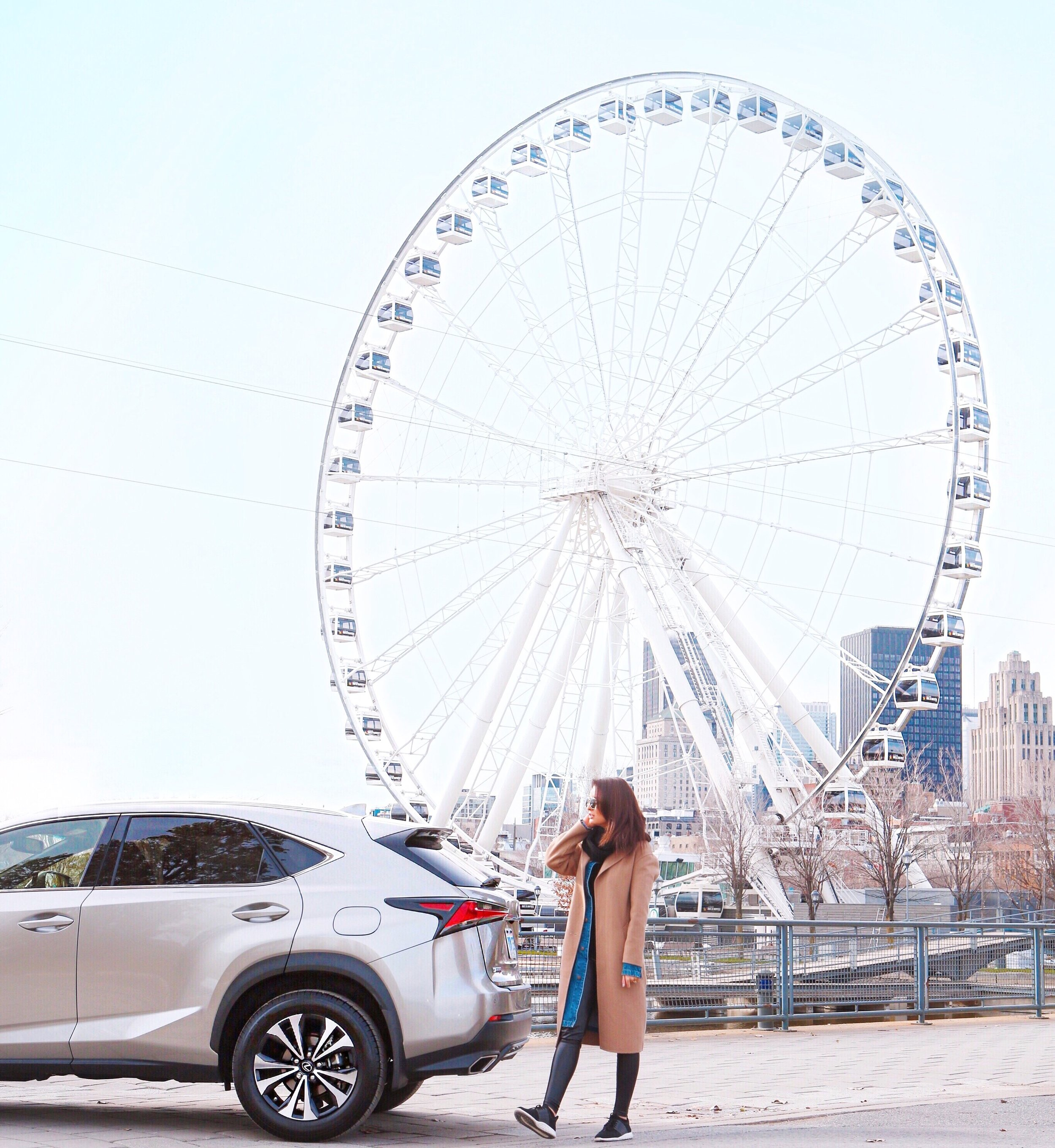 I Spent The Day With Lexus And This Is What Happened… - Discovering Montreal, the Takumi way