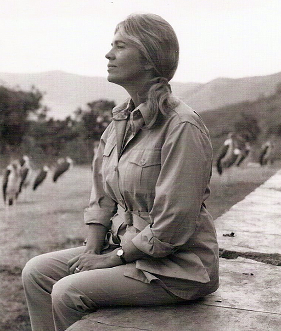 Diane's mother Joan