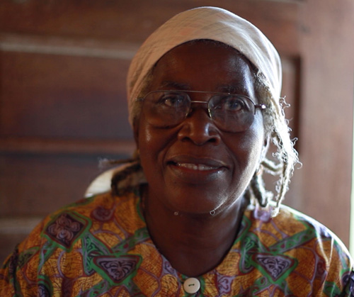 Dora Williams, Gurifuna Midwife, Belize