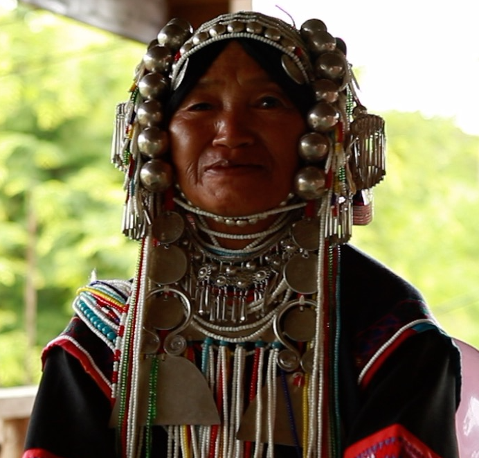 Bu Ju - Ahka Midwife, Thailand