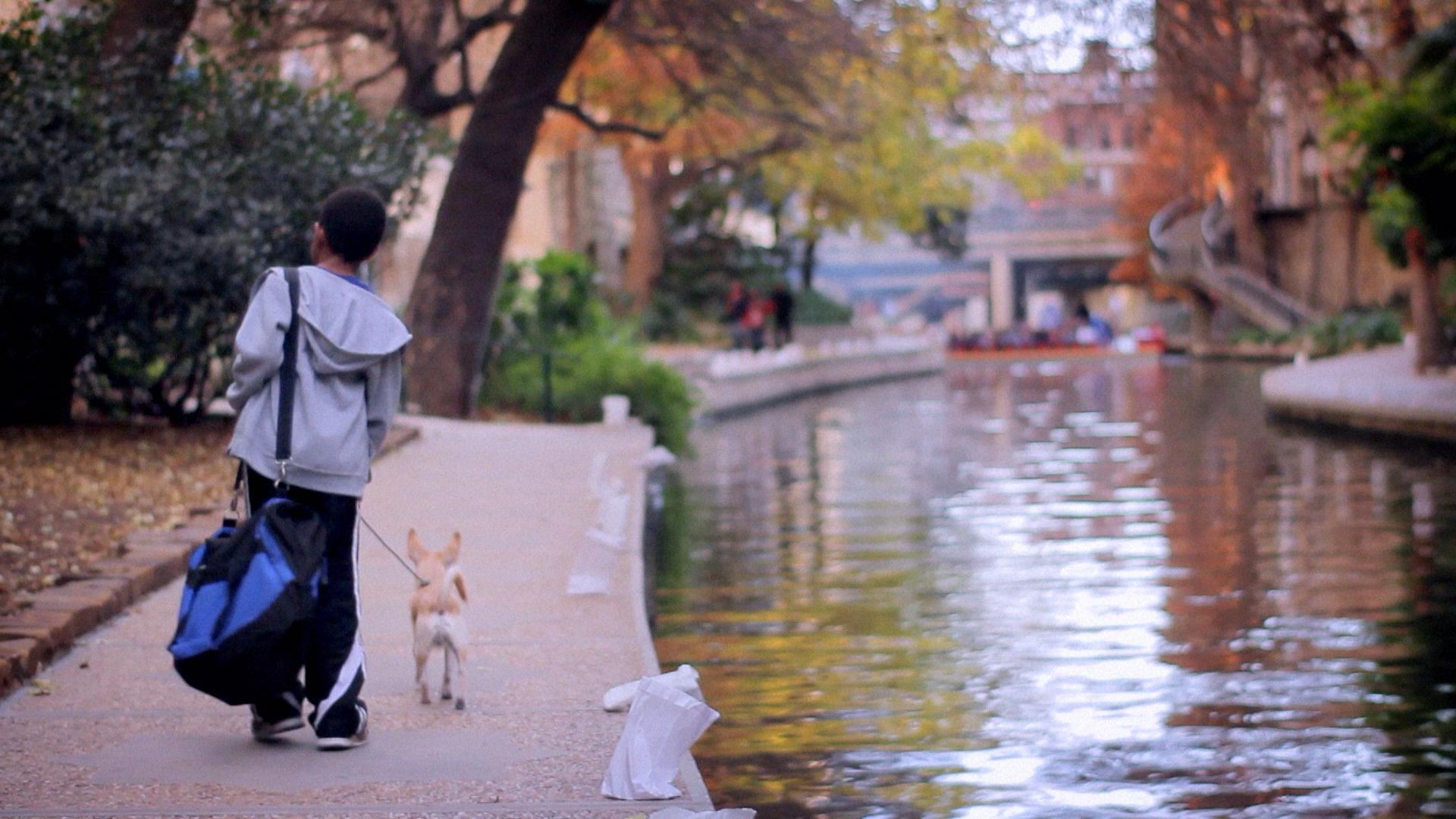 Still from Katrina's Son 04 - Yuta Yamaguchi - Austin, TX