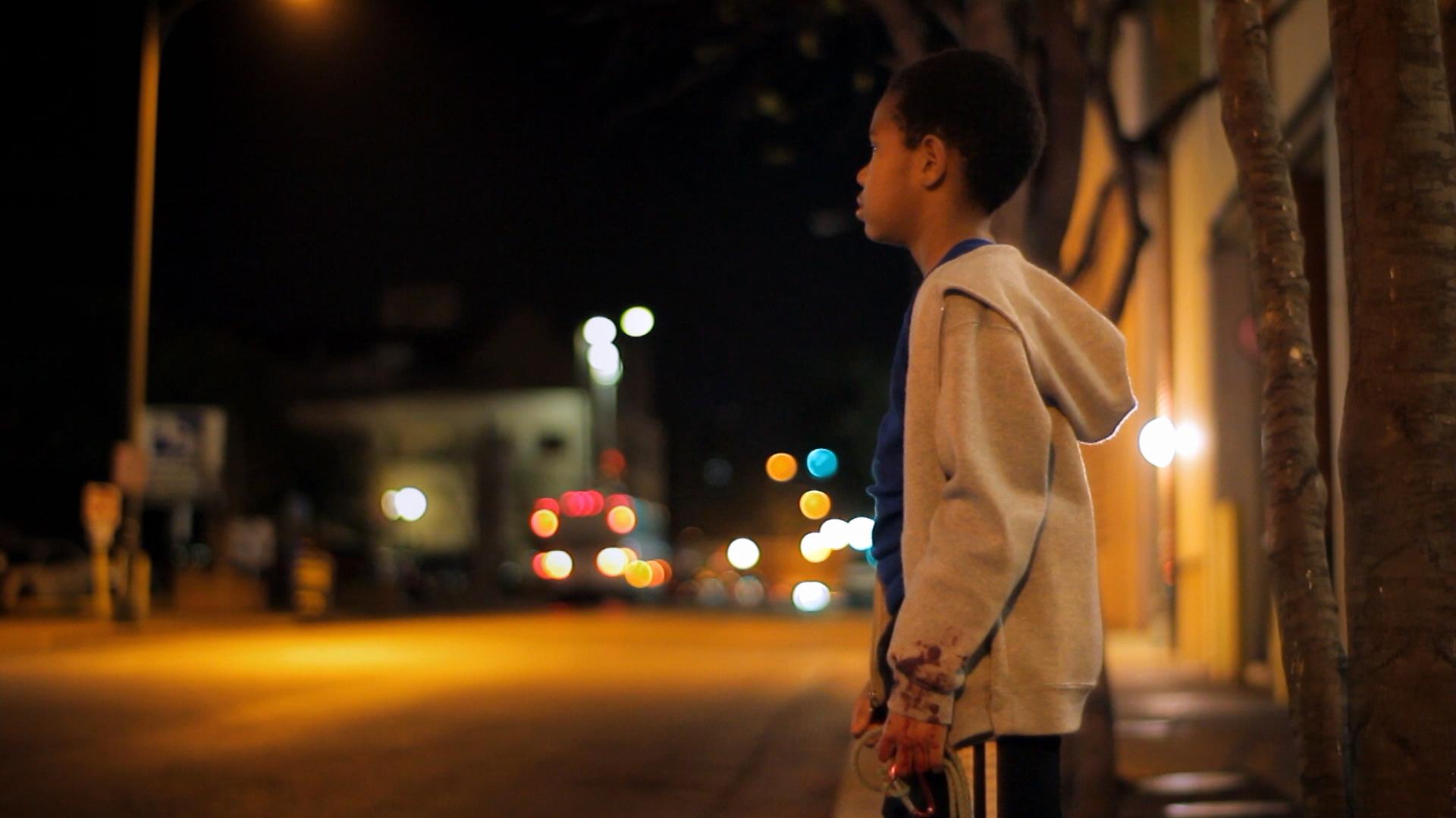 Still from Katrina's Son 12 - Yuta Yamaguchi - Austin, TX