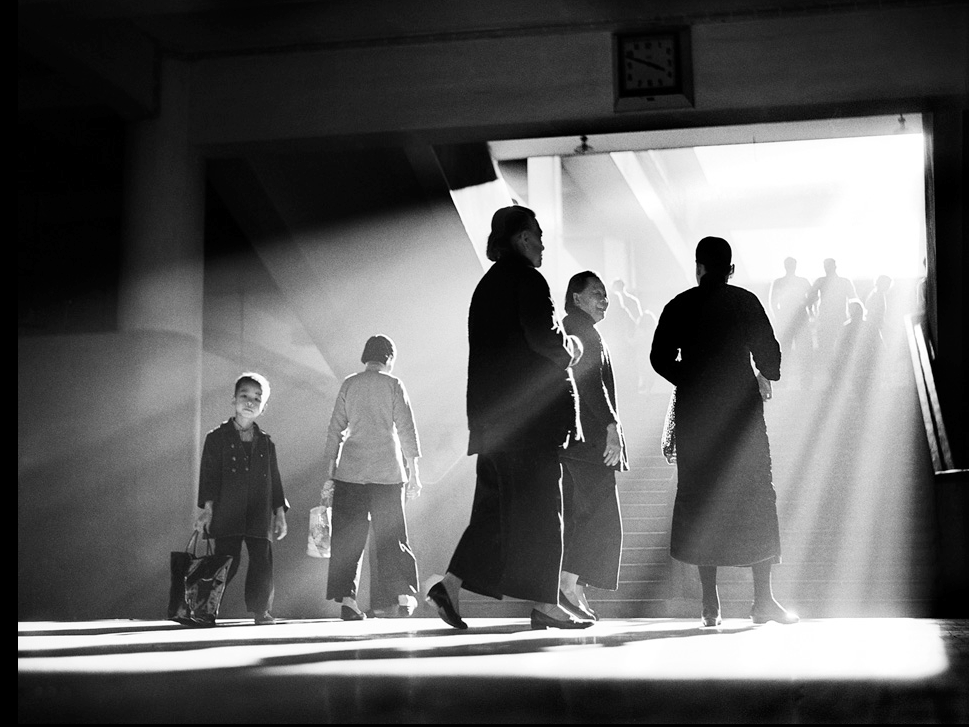 Photo by Fan Ho, and used only for educational purposes