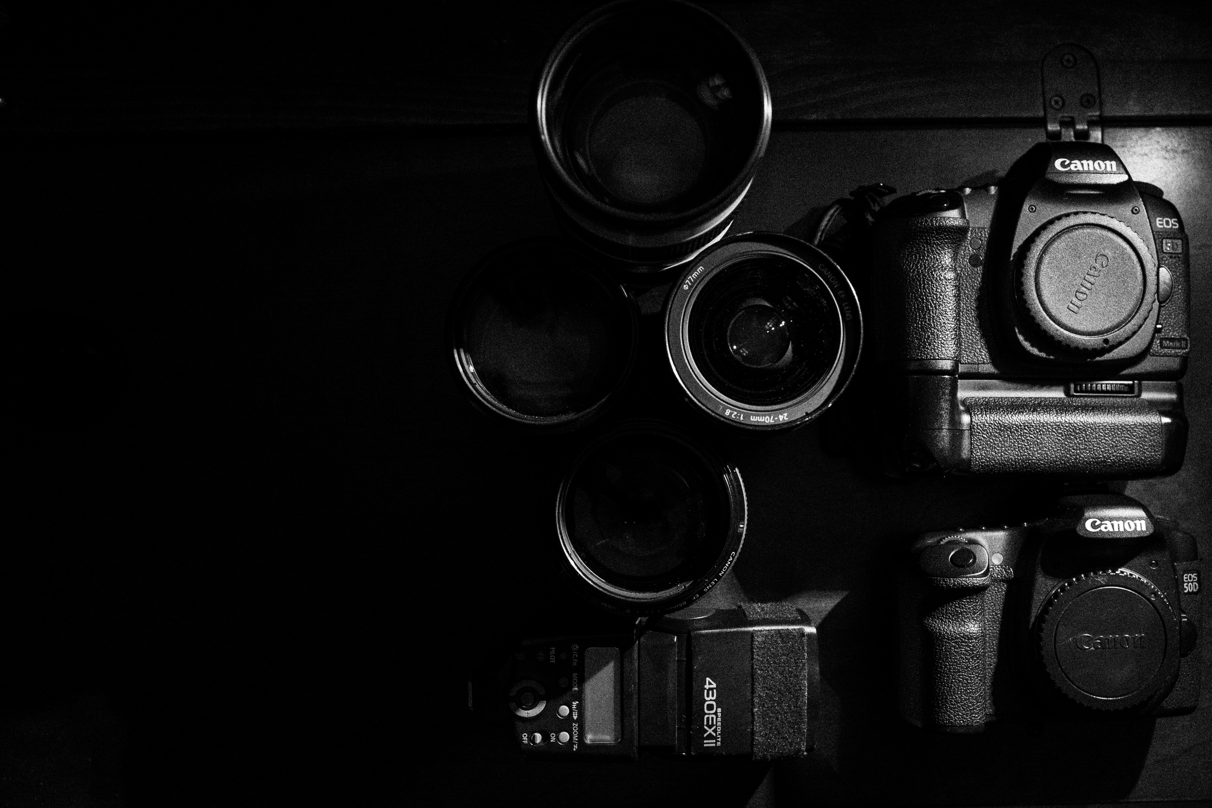 The Canon bag, Photo by W Neder