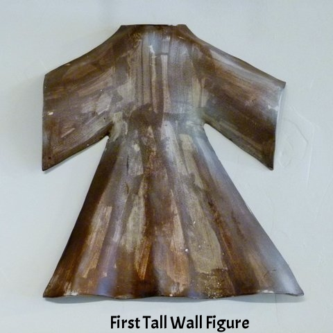 First tall wall figure