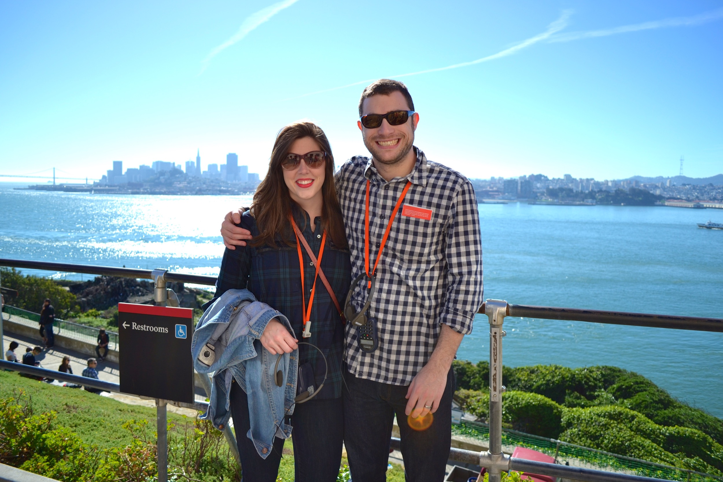 Alcatraz. Good for the visitor who's been to San Francisco before or will be staying a while.