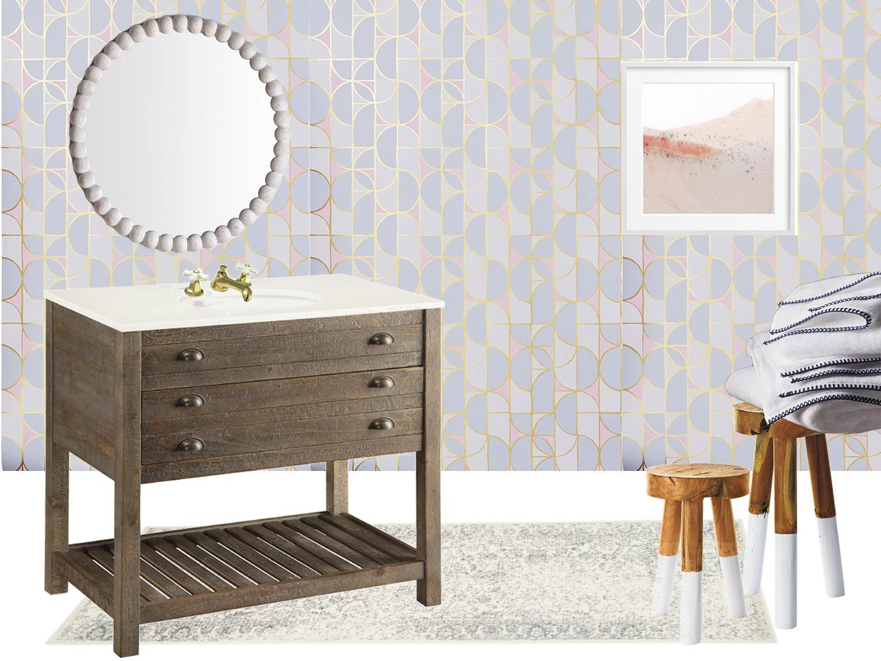 Small Bathroom Decor Idea The White Apartment
