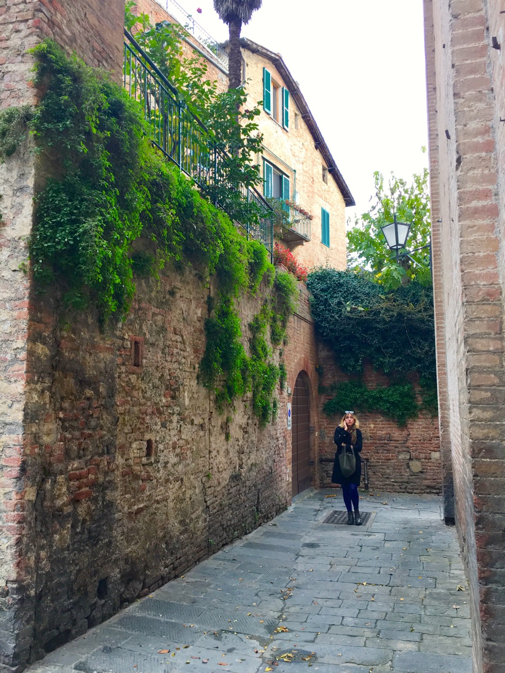 Pretty scenes from our day in Sienna.