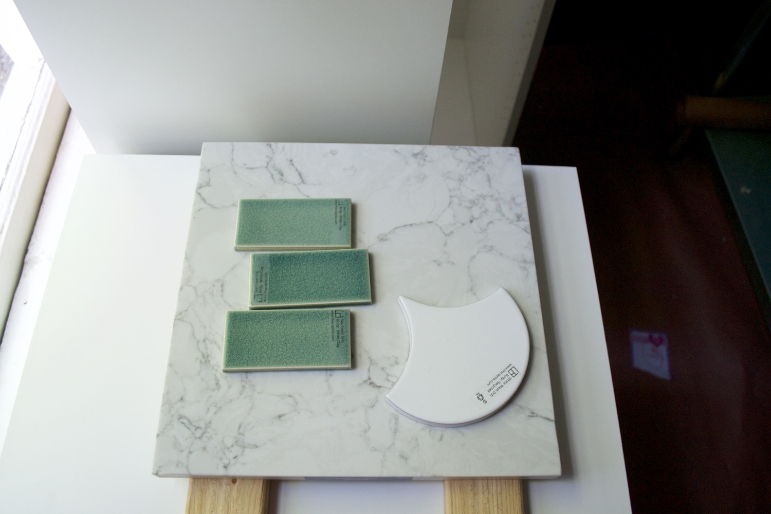 This is the countertop we're going with.