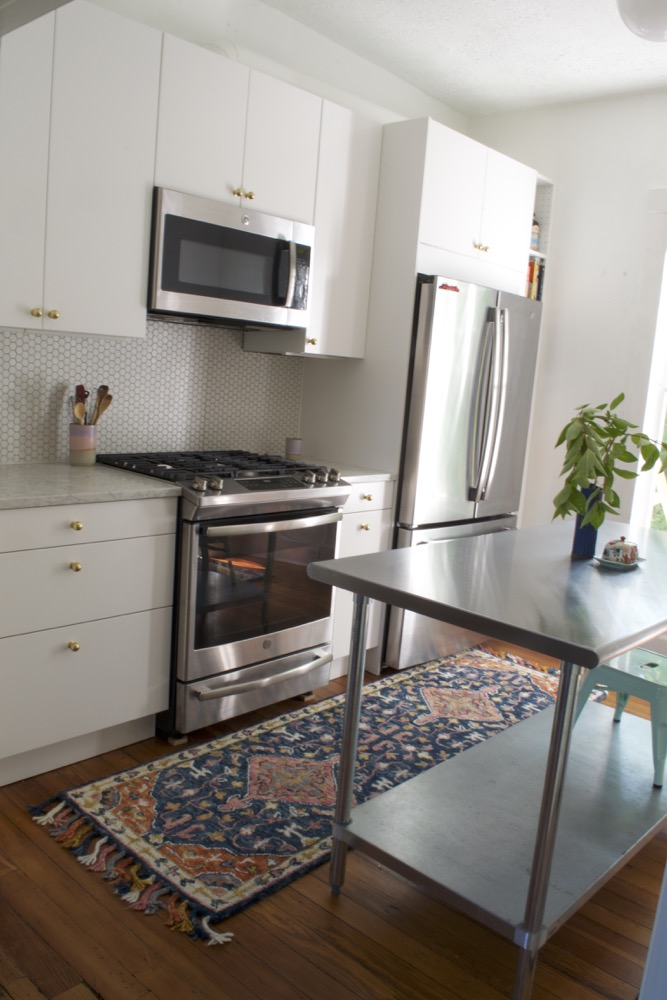 Kitchen Remodel — BLOG — The White Apartment