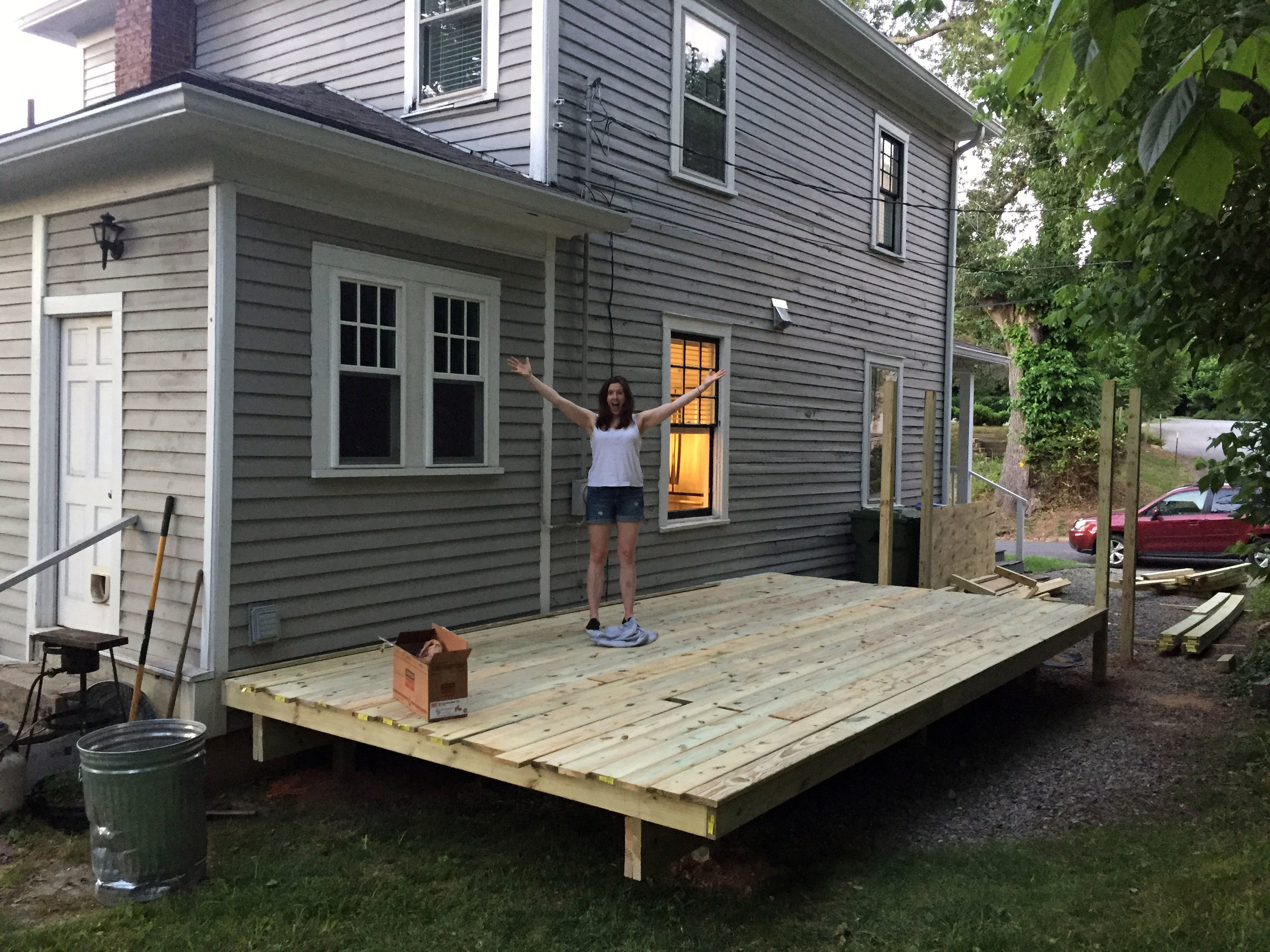Maryland Decking Fence Company Glen Burnie Md