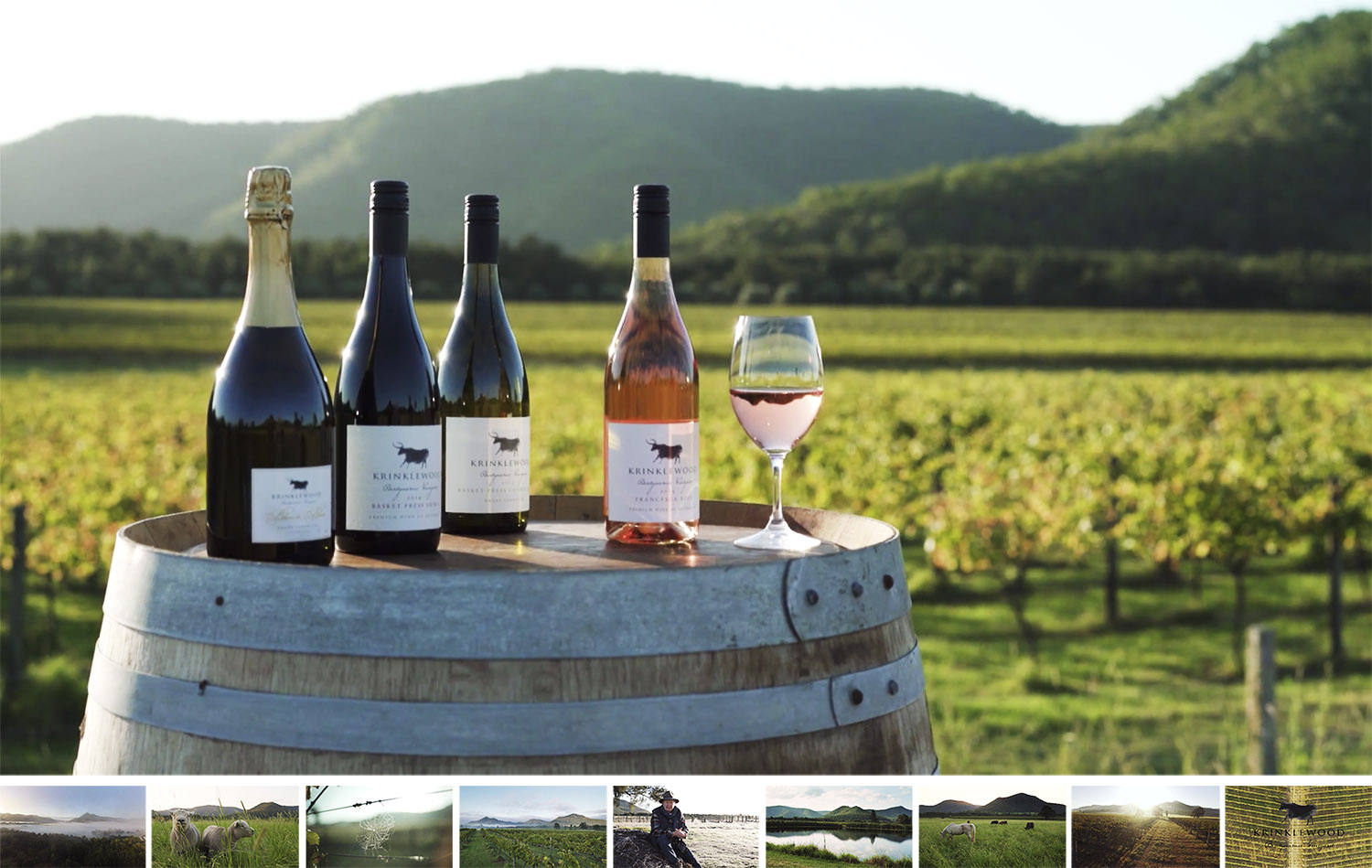 Krinklewood - Client: Krinklewood Bio Dynamic WineryMedia: Online video x 3Usage: Web & SocialIt was the dream job. Hanging around a winery in the most beautiful countryside sipping wine and eating cheese.But in all …Read more