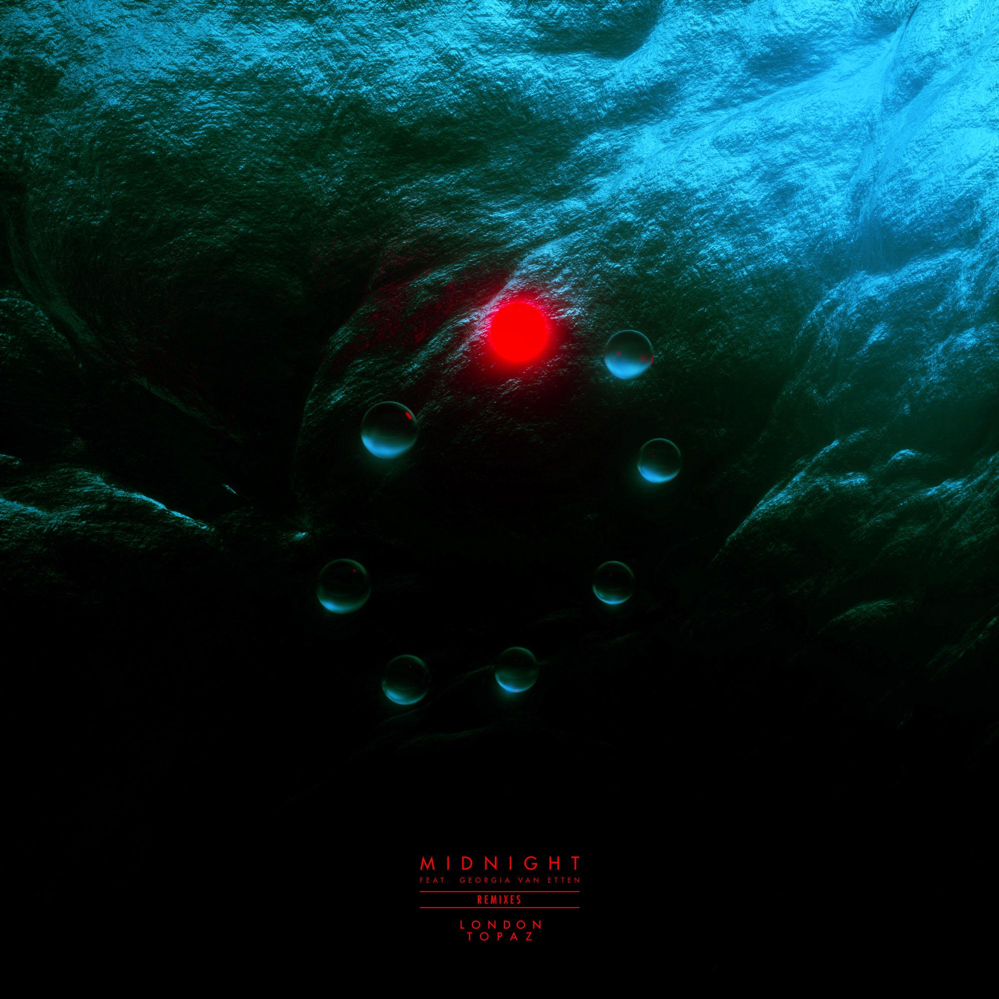 London Topaz - Midnight ft. Georgia van Etten [Remixes]
