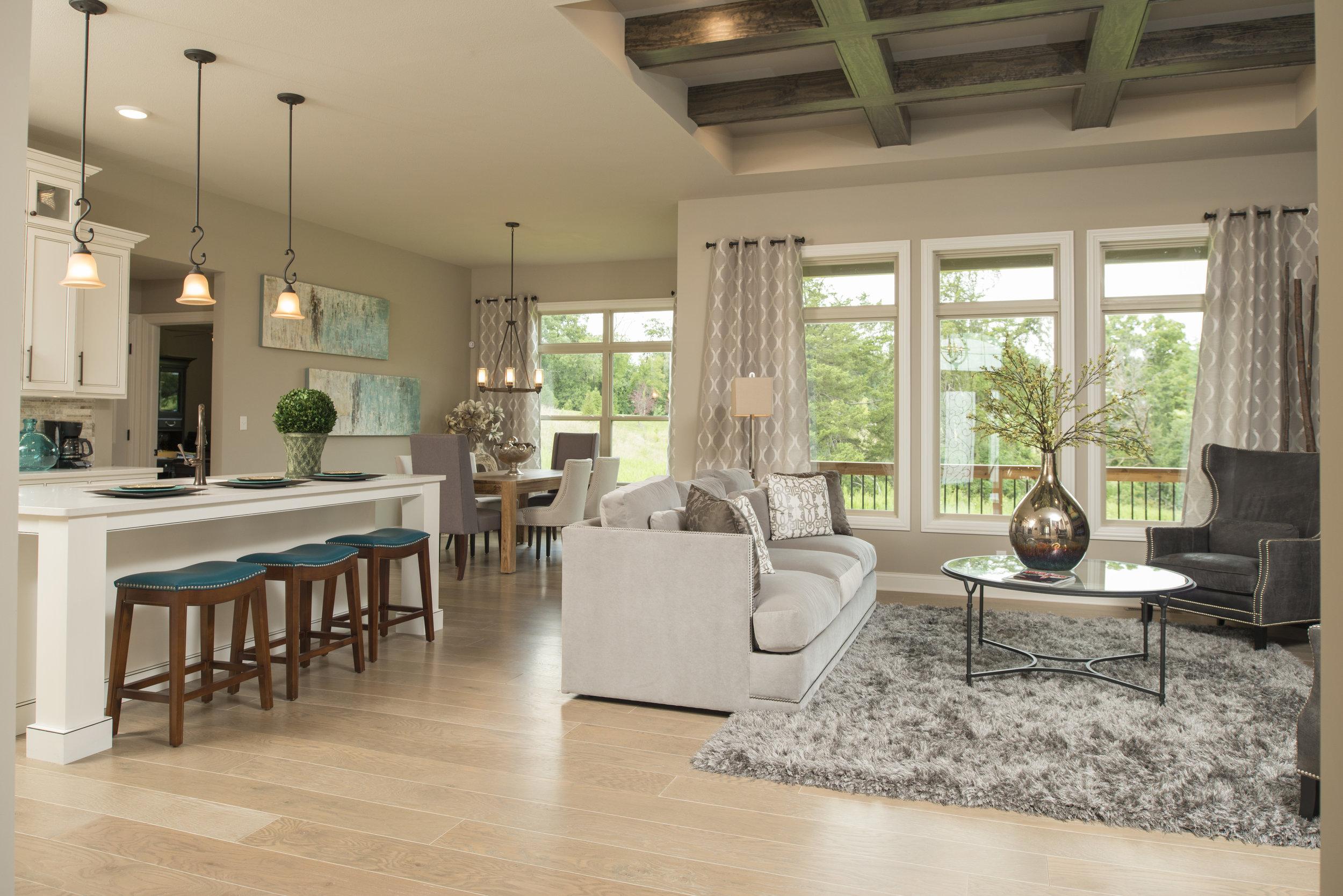 New Construction Open Concept Living Columbia MO